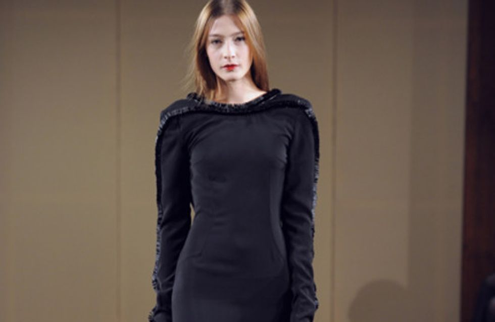 Lever Couture: Mercedes-Benz Fashion Week Berlin Herbst/Winter 2012/2013