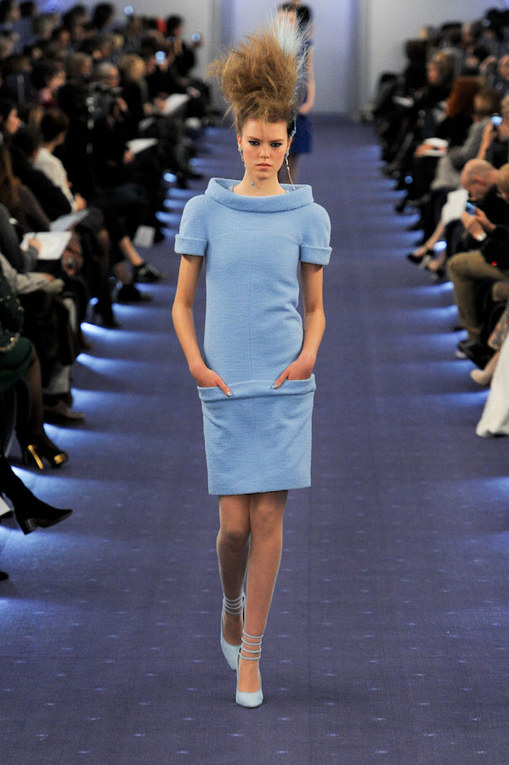 Défilé Chanel Haute Couture Printemps-Eté 2012