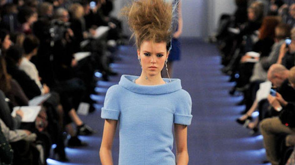Chanel - París Alta Costura Primavera Verano 2012