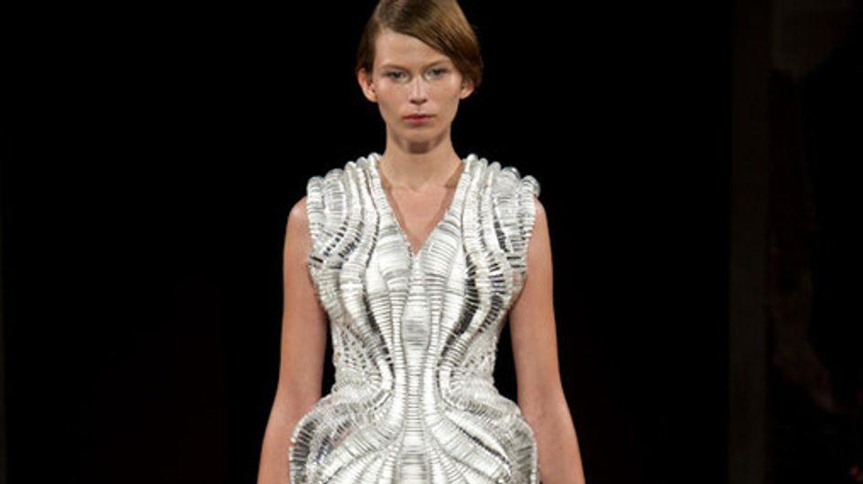 Iris Van Herpen - París Alta Costura Primavera Verano 2012