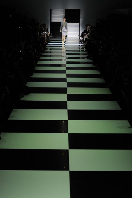 Défilé Giorgio Armani Haute Couture PE 2012 ©PixelFormula