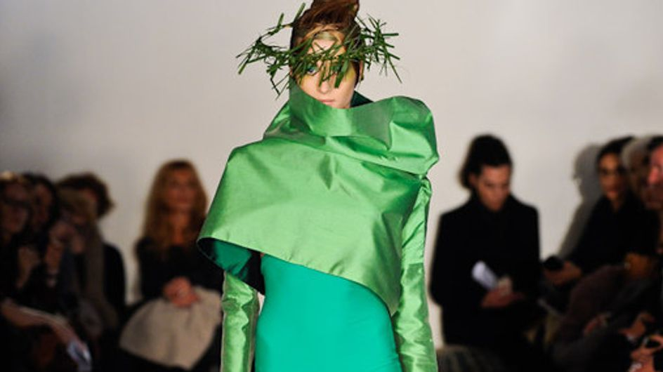 Maurizio Galante Haute Couture spring/summer 2012
