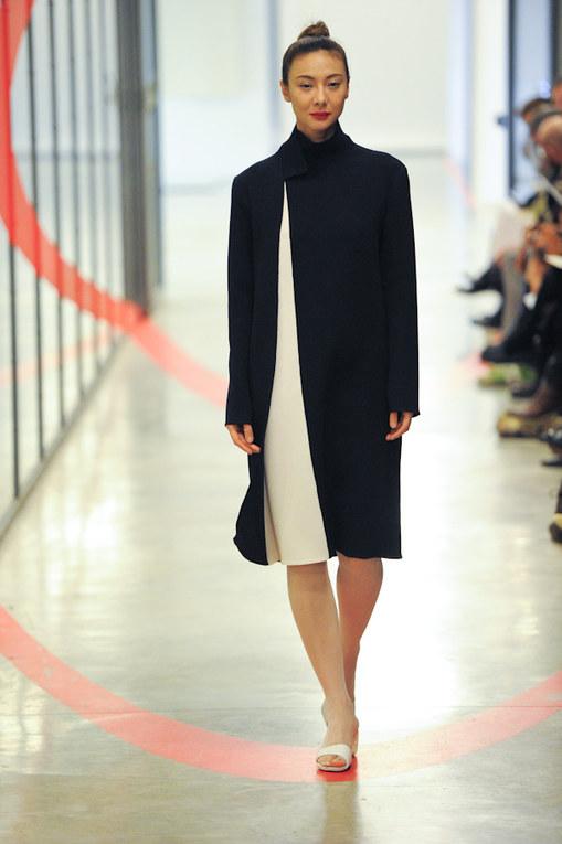 Défilé Adeline André Haute Couture PE 2012