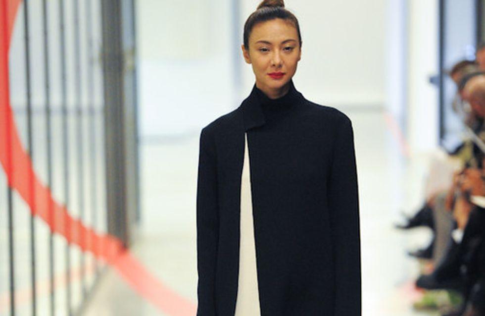 Les silouhettes minimalistes d'Adeline André