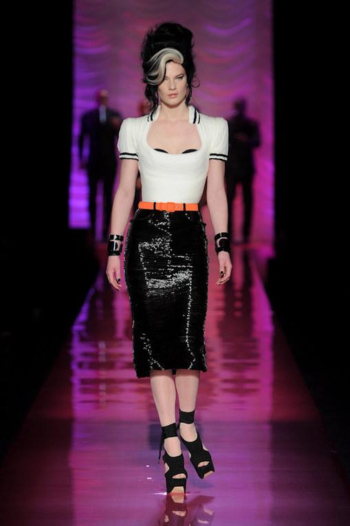 Défilé Jean paul Gaultier Haute Couture PE 2012