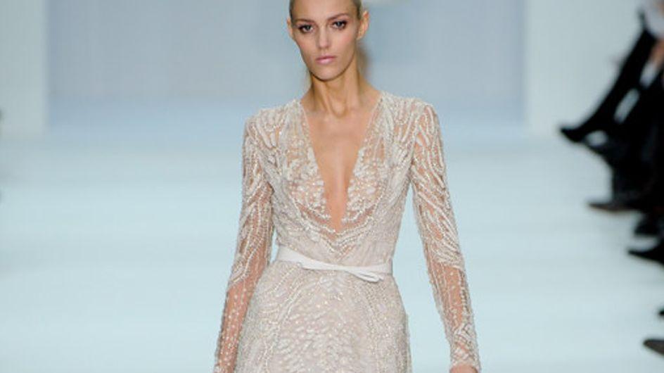 Elie Saab Haute Couture spring/summer 2012