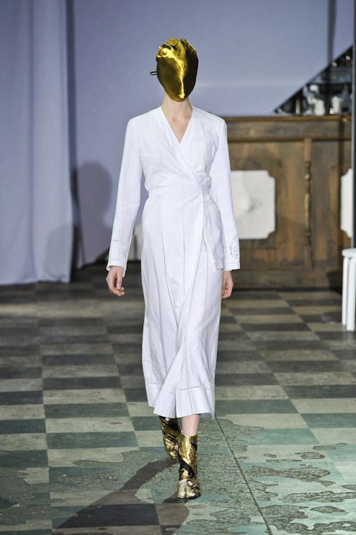 Maison Martin Margiela Haute Couture spring/summer 2012