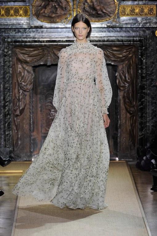 Défilé Valentino Haute Couture PE 2012
