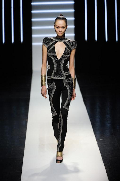 Maxime Simoëns Haute Couture spring/summer 2012