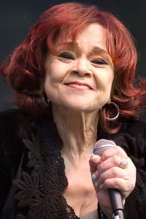 Addio Etta James