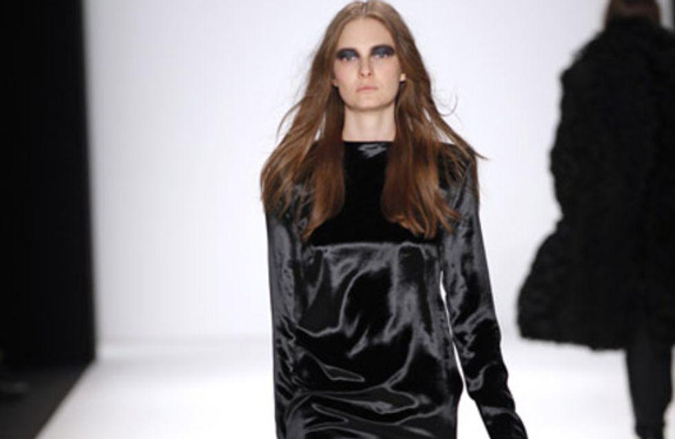 Issever Bahri: Mercedes-Benz Fashion Week Herbst/Winter 2012/2013