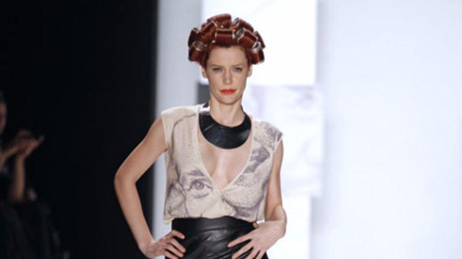Stephan Pelger: Mercedes-Benz Fashion Week Berlin Herbst/Winter 2012/2013