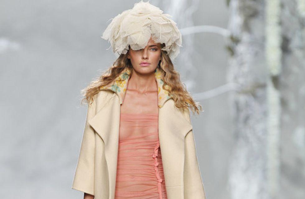 Francis Montesinos - Mercedes Benz Fashion Week Madrid Otoño-Invierno 2012