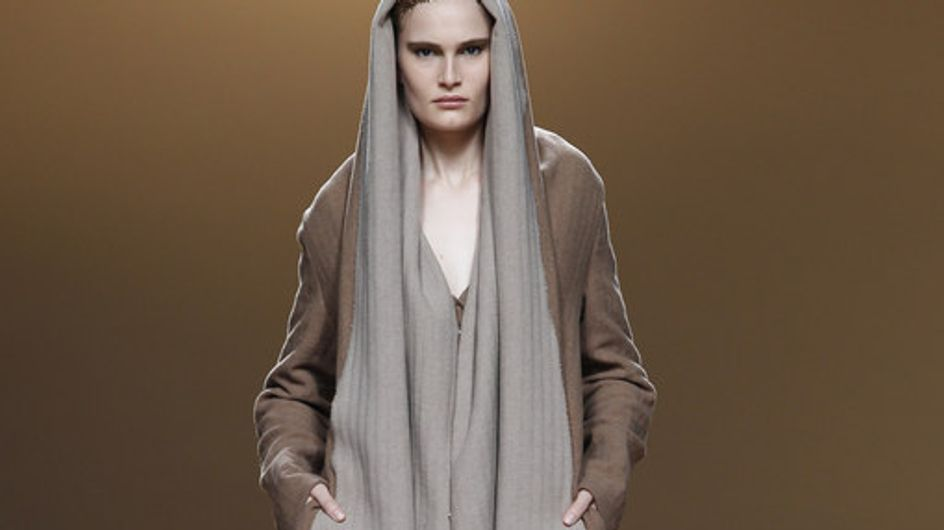 Jesús del Pozo - Mercedes Benz Fashion Week Madrid Otoño-Invierno 2012