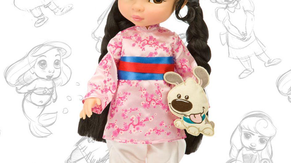 Nueva colección de Princesas Disney
