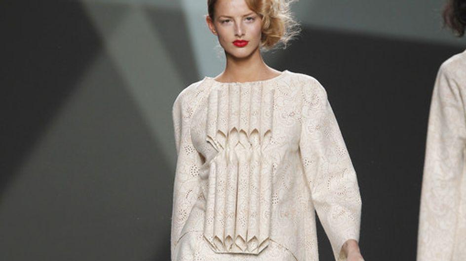 Devota & Lomba - Mercedes Benz Fashion Week Madrid Otoño-Invierno 2012