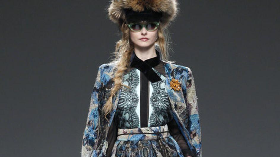 Victorio & Lucchino - Mercedes Benz Fashion Week Madrid Otoño-Invierno 2012