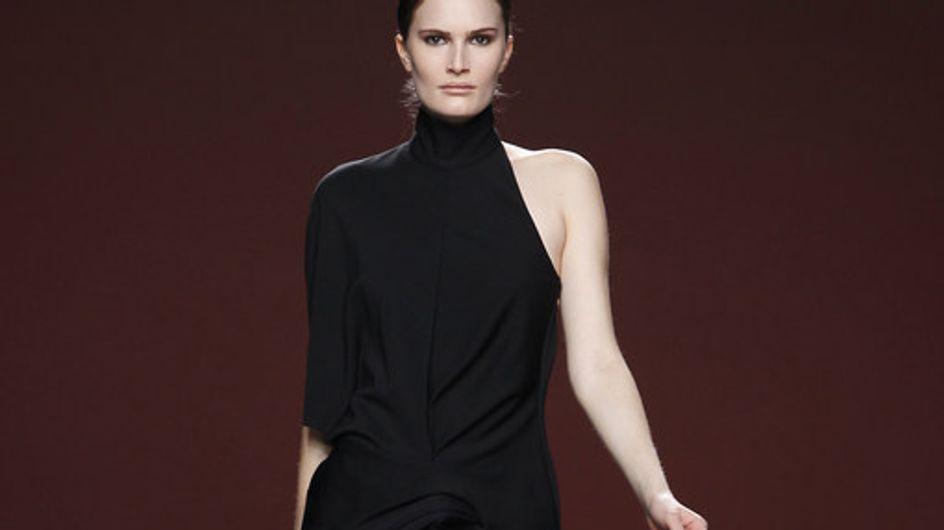 AA de Amaya Arzuaga - Mercedes Benz Fashion Week Madrid Otoño-Invierno 2012