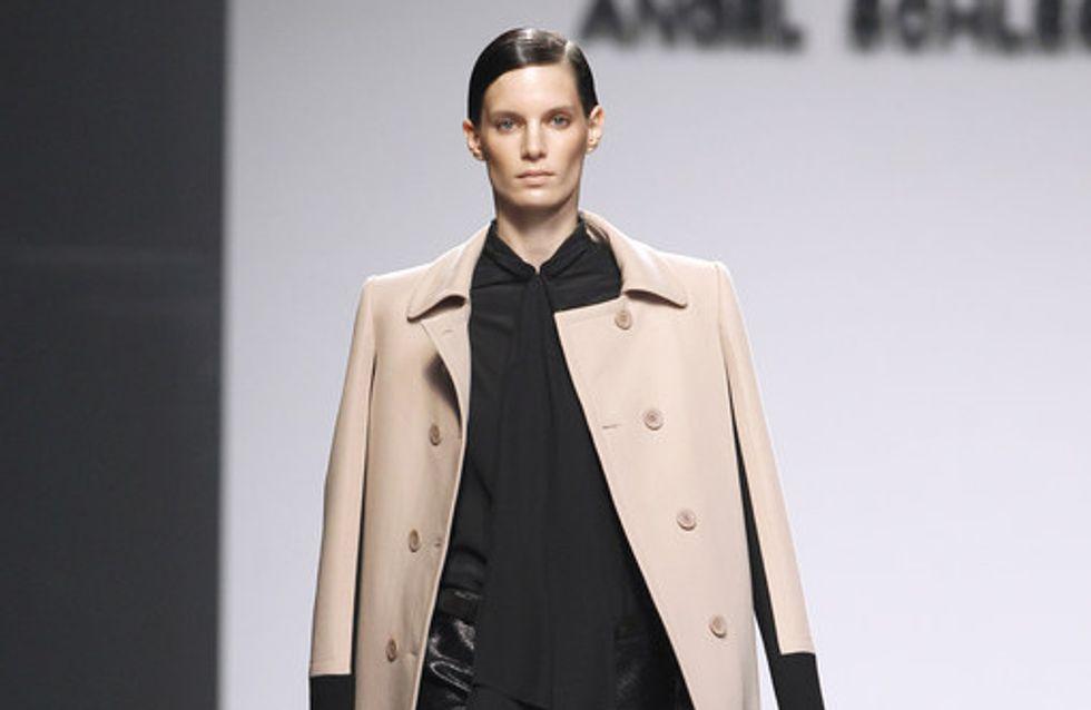 Angel Schlesser - Mercedes Benz Fashion Week Madrid Otoño-Invierno 2012