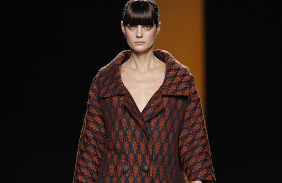 Juanjo Oliva - Mercedes Benz Fashion Week Otoño-Invierno 2012