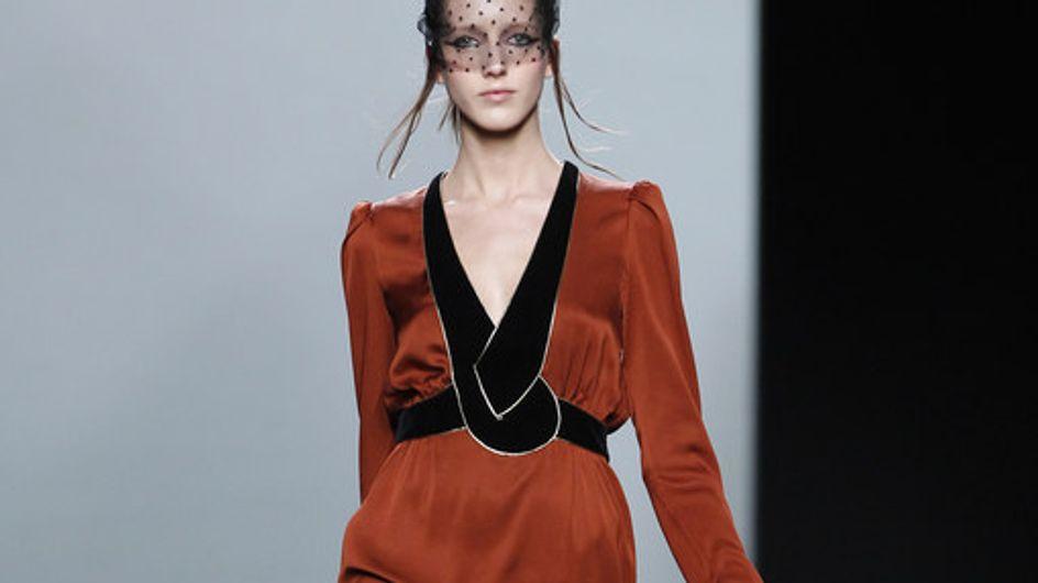 Miguel Palacio - Mercedes Benz Fashion Week Madrid Otoño-Invierno 2012
