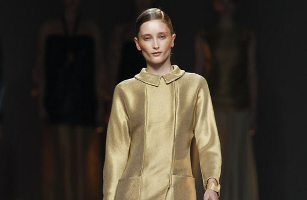 Duyos - Mercedes Benz Fashion Week Madrid Otoño-Invierno 2012
