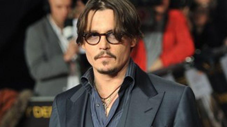 Johnny Depp, foto di Johnny Depp