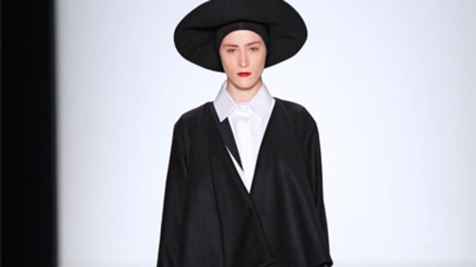 Romanian Designers: Mercedes-Benz Fashion Week Berlin Herbst/Winter 2012/2013