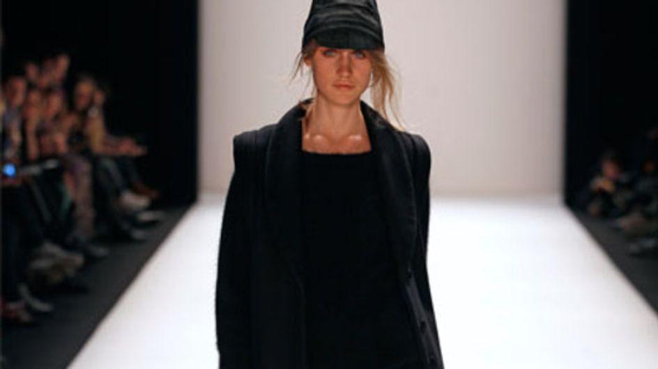 Noir: Mercedes-Benz Fashion Week Berlin Herbst/Winter 2012/2013