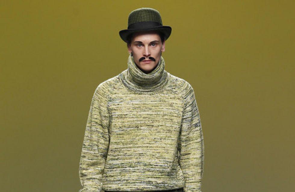 Carlos Díez - Mercedes Benz Fashion Week Madrid Otoño-Invierno 2012