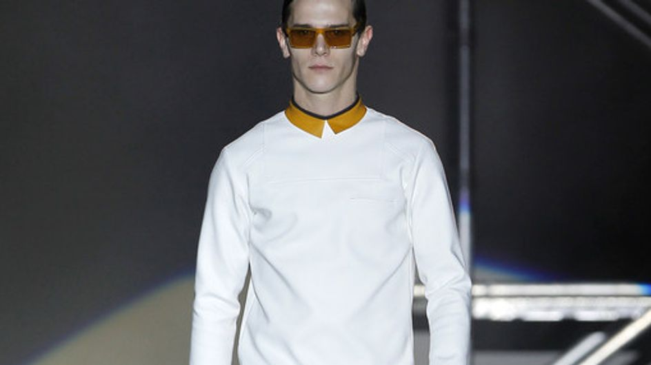 David Delfín - Mercedes Benz Fashion Week Madrid Otoño-Invierno 2012