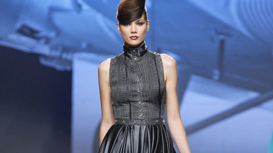 Jesús Lorenzo- Mercedes Benz Fashion Week Madrid Otoño-Invierno 2012
