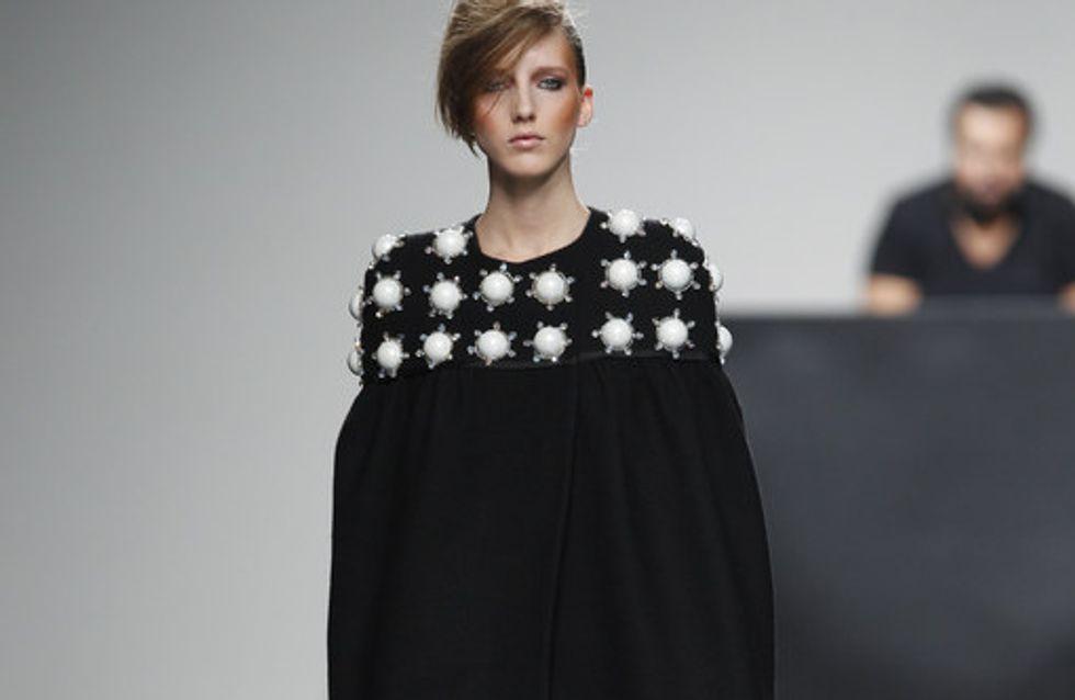 Kina Fernández - Mercedes Benz Fashion Week Madrid Otoño-Invierno 2012