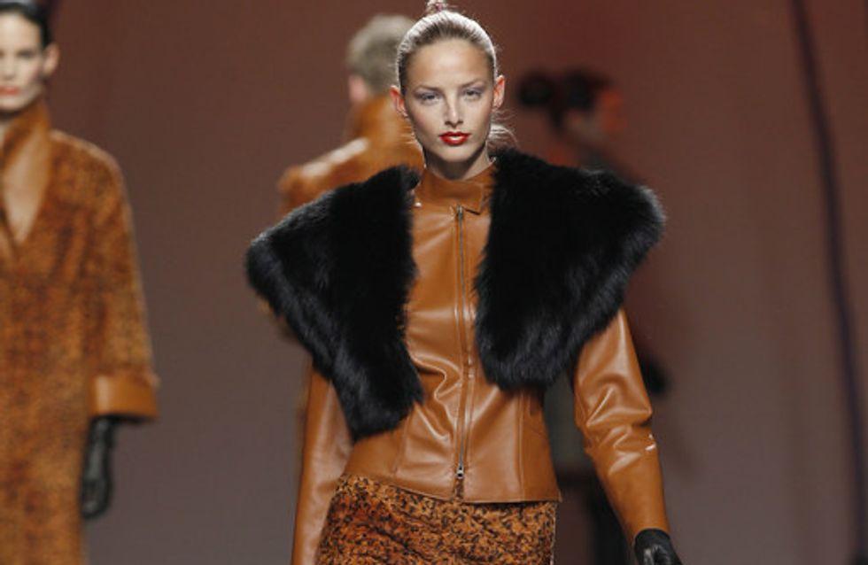 Miguel Marinero - Mercedes Benz Fashion Week Madrid Otoño-Invierno 2012