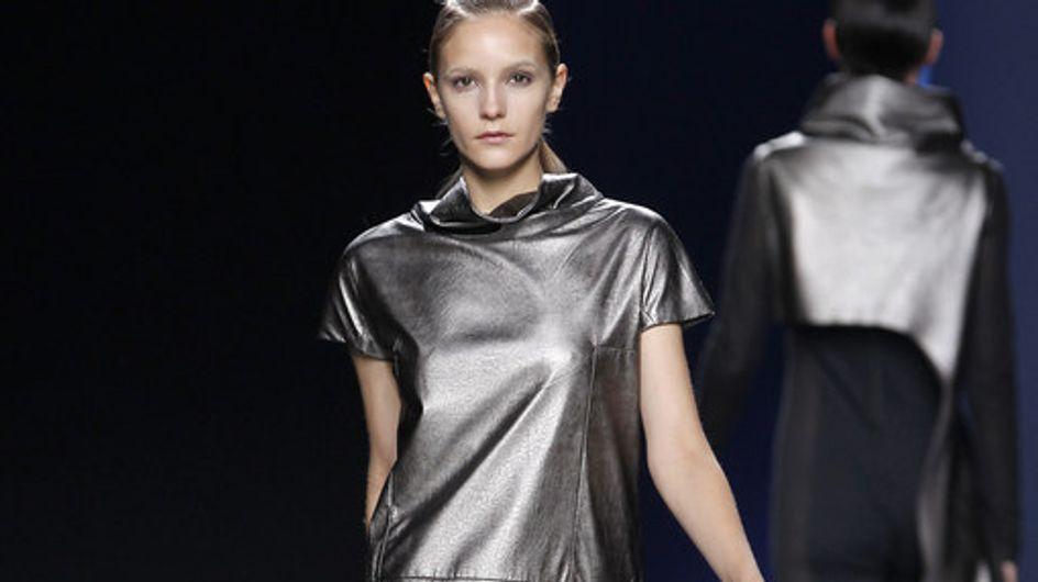 Sara Coleman - Mercedes Benz Fashion Week Madrid Otoño-Invierno 2012