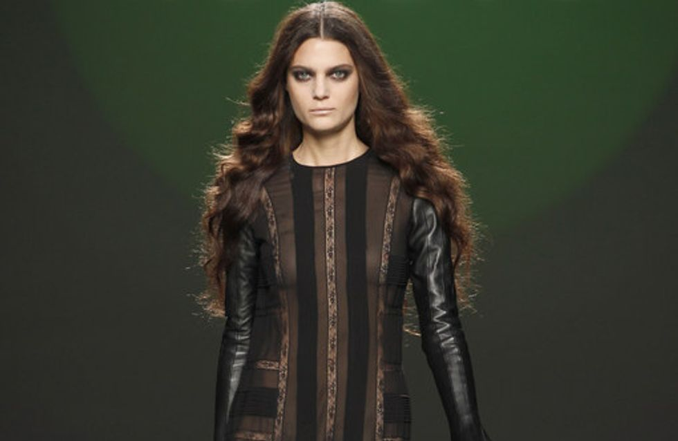 Teresa Helbig - Mercedes Benz Fashion Week Madrid Otoño-Invierno 2012