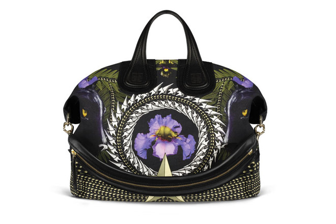 "Le it-bag della primavera-estate 2012 - Borsa ""Nightingale"" Givenchy by Riccardo Tisci : it-bag Givenchy primavera/estate 2012"