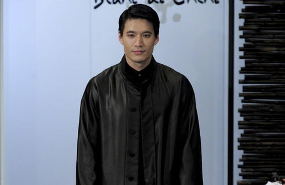 Eleganz pur: Blanc de Chine auf der New York Fashion Week