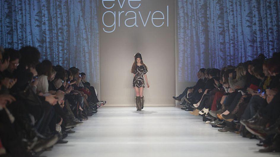 Défilé Eve Gravel - Semaine de la Mode Montréal 2012