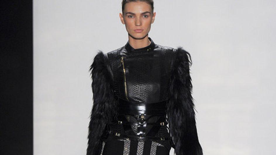 Hervé Léger auf der New York Fashion Week H/W 2012/13
