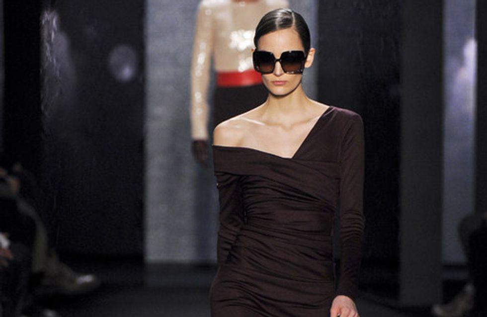 Diane von Furstenberg - New York Fashion Week Otoño Invierno 2012