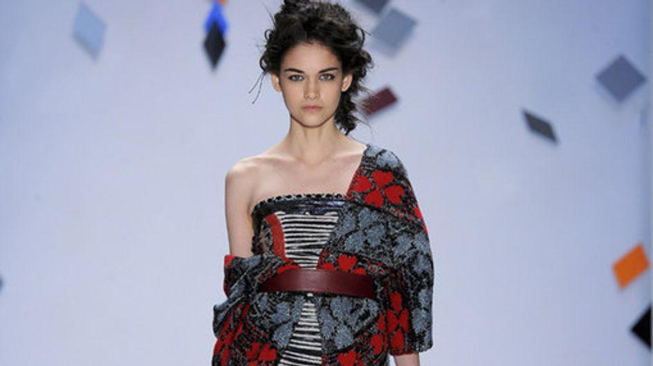 Custo Barcelona auf der New York Fashion Week H/W 2012/13