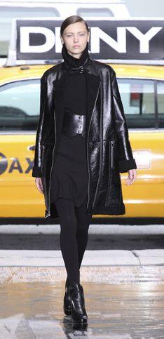 DKNY, un hiver féminin