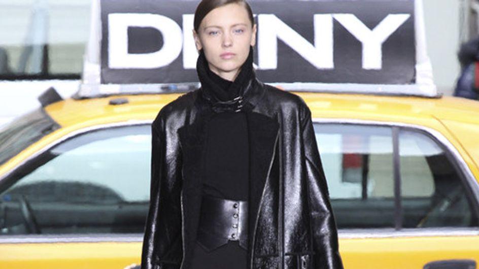 DKNY - New York Fashion Week Otoño Invierno 2012