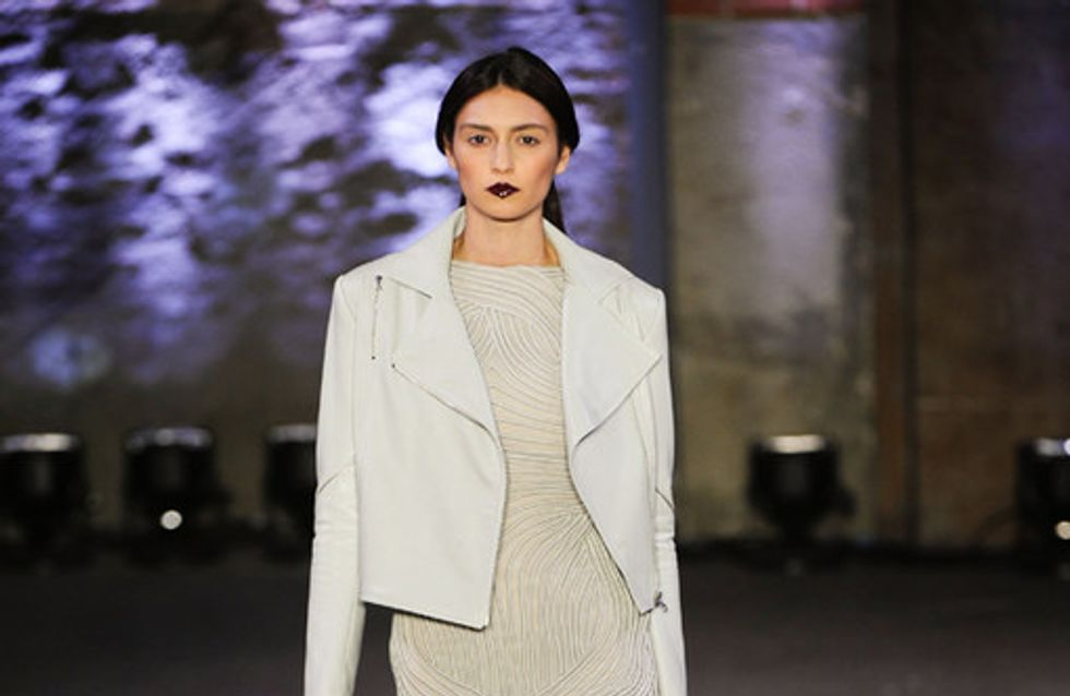 Christian Siriano auf der New York Fashion Week H/W 2012/13