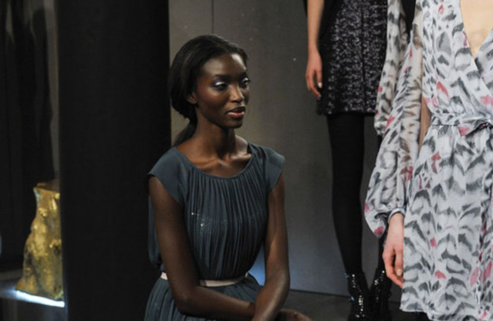 Erin Fetherston auf der New York Fashion Week H/W 2012/13