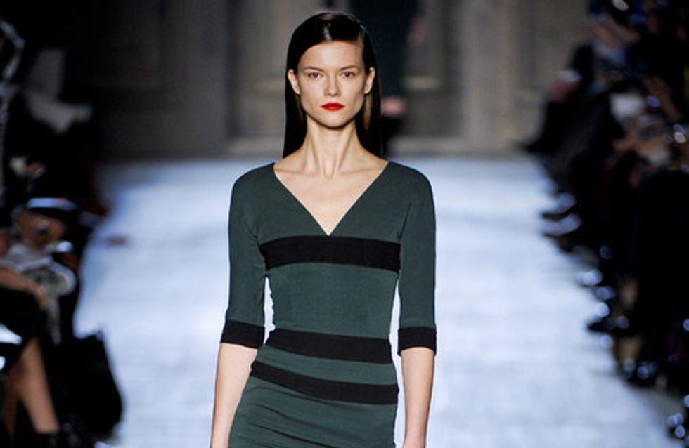 Victoria Beckham New York Fashion Week autunno/inverno 2012/2013