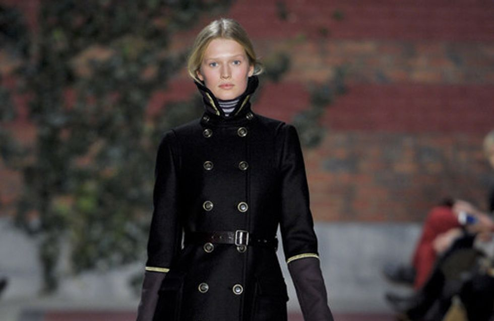Tommy Hilfiger New York Fashion Week autunno/inverno 2012/2013