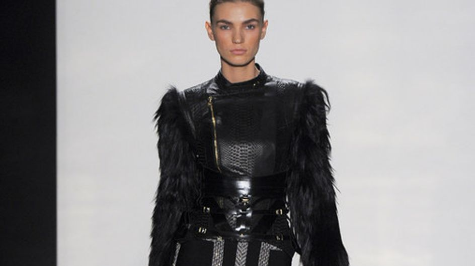 Herve Leger by Max Azria New York Fashion Week autunno/inverno 2012/2013