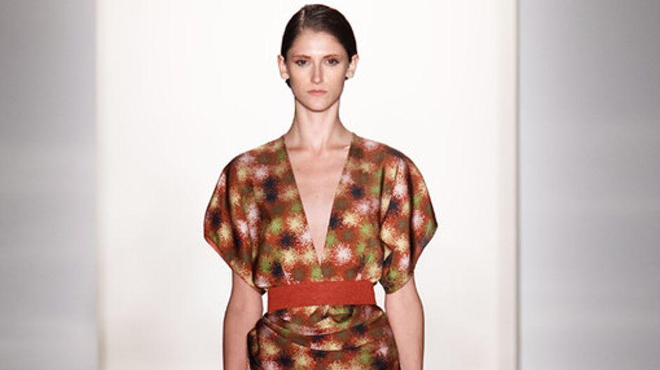 Costello Tagliapietra auf der New York Fashion Week H/W 2012/13